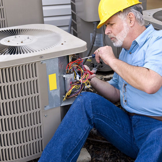 Repair Air Conditioner and Refrigeration Units