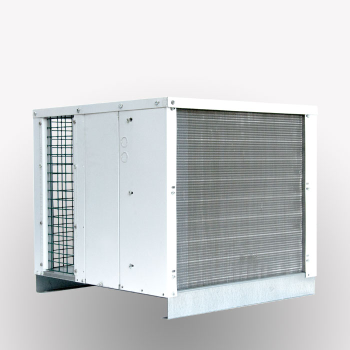 Commercial refrigeration condensing units