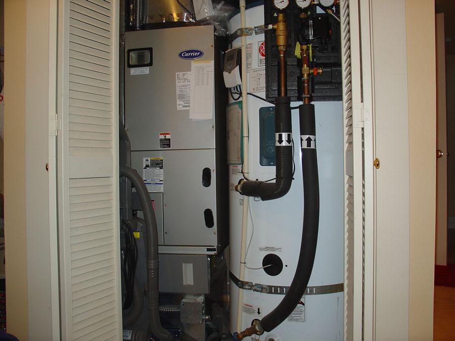 Air conditioner repair & install