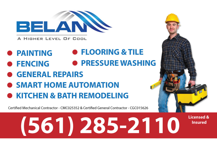 Belan Air Conditioning Service, Repair Maintain